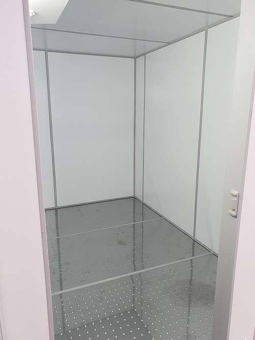 JUMA Kühlzelle - Glastür