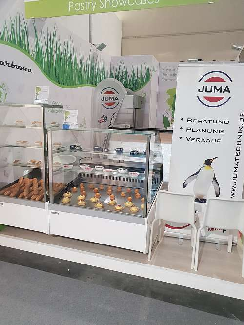 JUMA Kühlzelle - Messe Rimini 2019